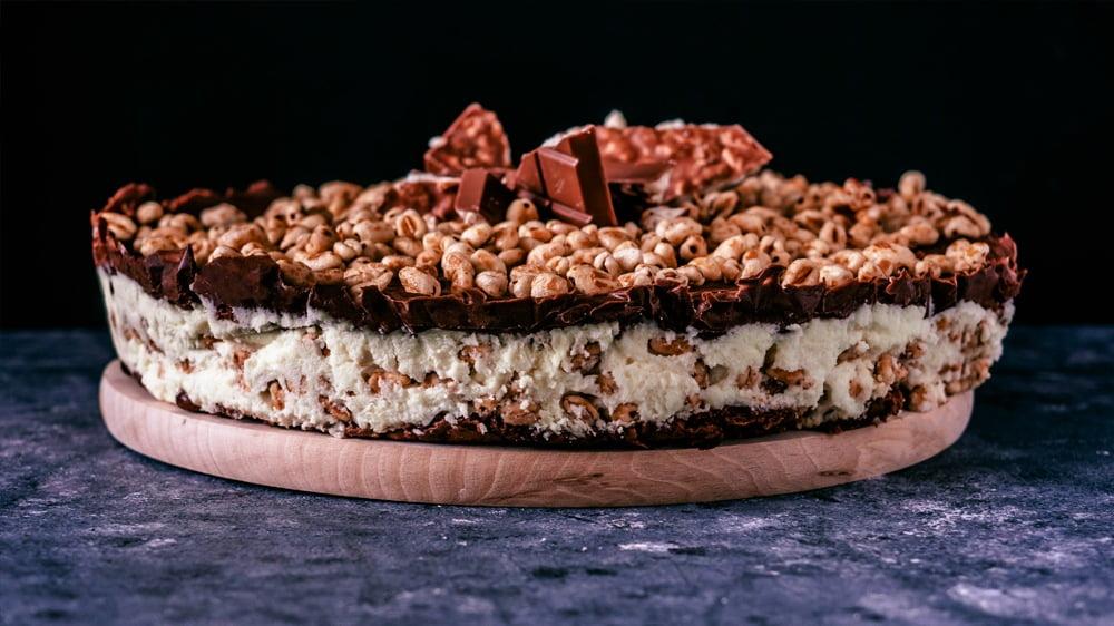 ciasto kinder country bez pieczenia